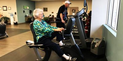 Coryell Memorial Cardiac Rehabilitation , Gatesville, Texas