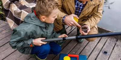 7 Items of Fishing Gear Beginners Need, Windsor Locks, Connecticut