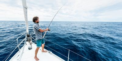 3 Ways Fishing Improves Your Wellbeing, Honolulu, Hawaii