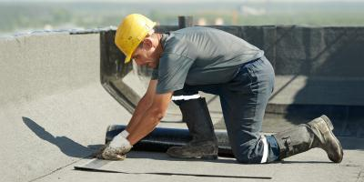 3 Options for Flat Roof Replacement, Lemont, Illinois