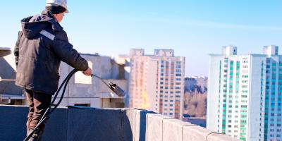 3 Types of Flat Roof Systems to Know, Union, New Jersey