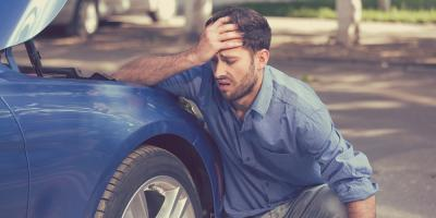 4 Common Reasons People Get Flat Tires, Paterson, New Jersey
