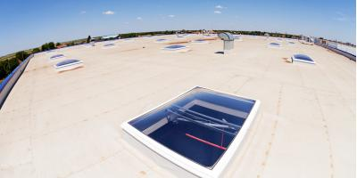 4 Advantages of TPO Commercial Roofing, Lemont, Illinois
