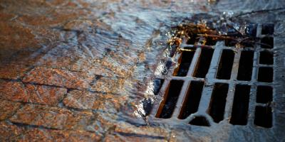 How Will Your Home Benefit From a Catch Basin?, Kalispell, Montana