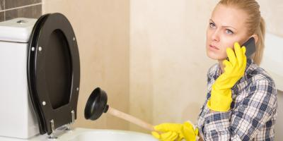 4 Reasons to Replace a Toilet, Kalispell, Montana