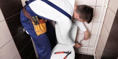 4 Common Causes of Toilet Leaks, Kalispell, Montana