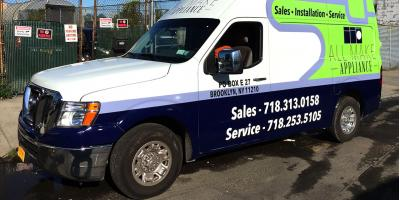 Get a Free Quote for a Vehicle Wrap, Brooklyn, New York