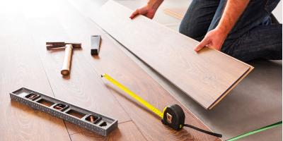 3 Signs You Need to Replace Your Flooring, Barnesville, Ohio