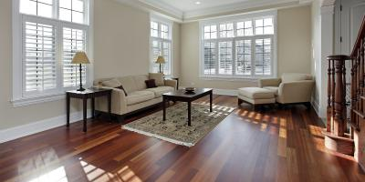 The Do's & Don'ts of Protecting Hardwood Floors From Sun Damage, Colerain, Ohio
