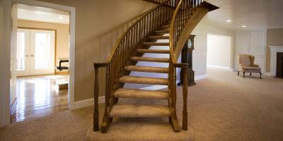 Top 3 Flooring Materials for Stairs, Clayton, Missouri