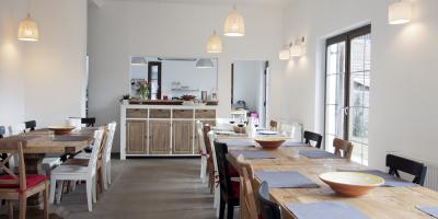 How to Choose the Perfect Flooring for Your Restaurant, Kerrville, Texas