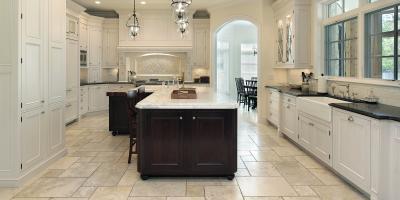 The Top 3 Materials for Kitchen Flooring, Honolulu, Hawaii
