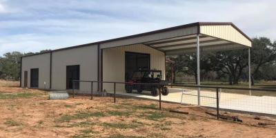 4 Reasons Why Your Business Needs a Carport, Floresville, Texas
