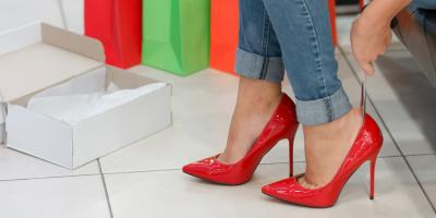 Your Podiatrist Wants You to Avoid Wearing These 5 Types of Shoes, Florissant, Missouri