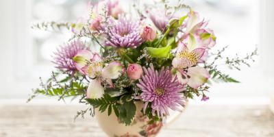 5 Tips for Making Your Flower Arrangements Last Longer, Fort Dodge, Iowa