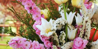 4 Special Reasons to Send Flower Arrangements in August, Branford Center, Connecticut