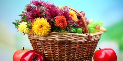 Should You Send Flowers or a Fruit Gift Basket?, Port Jervis, New York