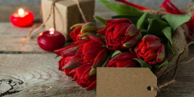 How to Choose the Perfect Valentine's Day Flower Arrangement, Branford Center, Connecticut