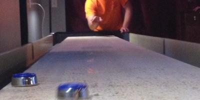 5 Tips for Improving Yourself at Table Shuffleboard, Foley, Alabama