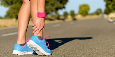 3 Effective Exercises to Remedy Ankle Sprains, Franklin, Ohio