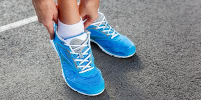 How to Choose the Right Athletic Shoe to Avoid Foot Pain, Perinton, New York
