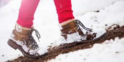 A Guide to Choosing Winter Footwear, Perinton, New York