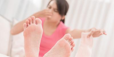 A Guide to Foot Problems: 5 Ways to Combat Bad Odors, Green, Ohio