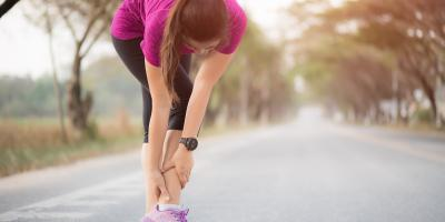 Treatment & Prevention of Running-Related Foot Injuries, Green, Ohio