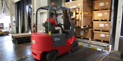 The Importance of Warehouse Safety Systems From ALERT Safety Products, Blue Ash, Ohio