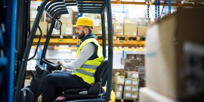 5 Safety Tips for Forklift Operation, De Kalb, Texas