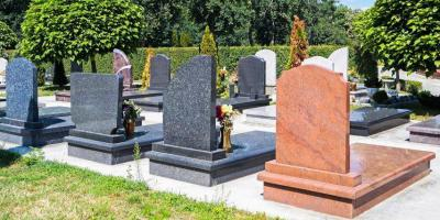 3 Considerations When Selecting a Headstone , Fort Worth, Texas