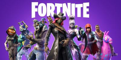 Fortnite Invades Leap N' Laugh, Greece, New York