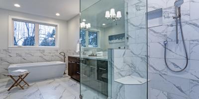 3 Noteworthy Benefits of Frameless Shower Enclosures, West Plains, Missouri