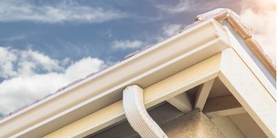 Frankfort Gutter contractor Explains the Benefits of Seamless Gutters, Frankfort, Kentucky