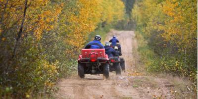 5 Important ATV Riding Safety Tips, Winchester, Tennessee