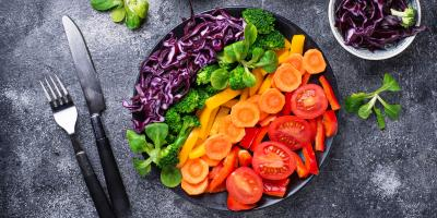 Why You Should Focus on Eating Colorful Meals, Vineland, New Jersey
