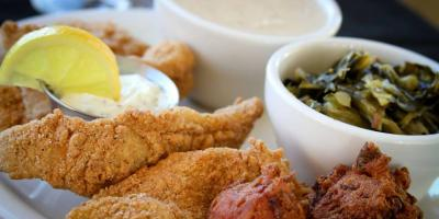Wed. is AYCE Mullet & Whitefish and 1/2 Price Select Martinis!, Bon Secour, Alabama