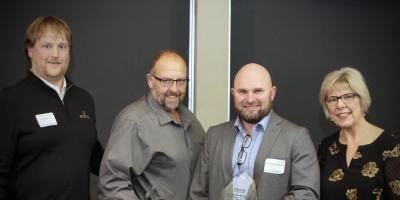 2018 Nebraska Chapter AGC Quality People Awards, Lincoln, Nebraska