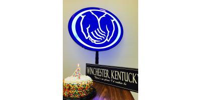 Happy Birthday to Us!!!!, Winchester, Kentucky