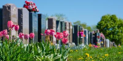5 Different Monuments for Funeral Arrangements, Creston, Iowa