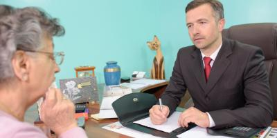 What Is the Role of a Funeral Director?, Sheffield, Ohio
