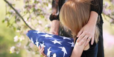 A Guide to Proper Etiquette for a Veteran's Funeral Service, Cincinnati, Ohio
