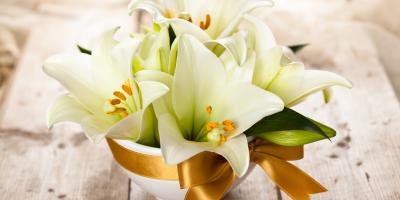 4 Common Funeral Flowers & Their Meanings, Greenwich, Connecticut