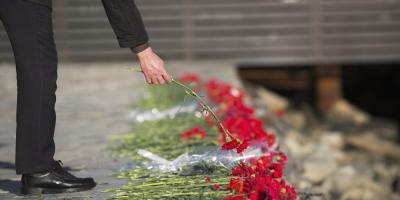 How a Funeral Can Ease the Grieving Process, Wagoner, Oklahoma