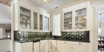 3 Reasons to Have Custom Glass Cabinet Doors Installed, High Point, North Carolina