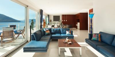 4 Essential Pieces of Furniture for Beach Condo Living Rooms, Gulf Shores, Alabama