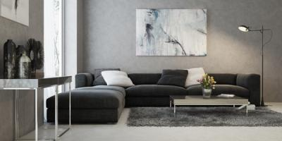 3 Tips for Selecting Wall Art for Your Living Room, Brooklyn, New York
