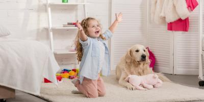 How to Design a Bedroom That Grows With Your Child, Sunray, Texas