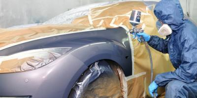 3 Tips for Protecting Your Car Paint, Chatsworth, Georgia