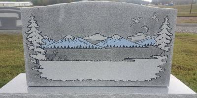 4 Carving Options for Stone Monuments, Russellville, Arkansas